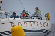 Bronze für das Godspeed-Team mit Peter Steinkogler