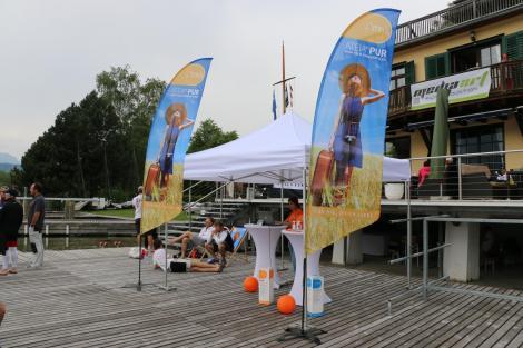 Österreichische Segel-Bundesliga gut beschützt mit ATEIA