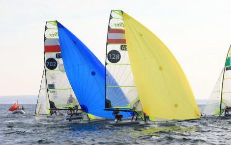 Prettner/Flachberger feiern Wettfahrtsieg