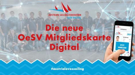 Mitgliedskartenzusendung beachten und OeSV-Digital nach Registrierung nutzen
