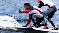 Bildstein/ Hussl (c) Pedro Martinez/ Sailing Energy
