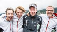 Frischgebackener Österreichischer Meister 2017 Burgenländischer Yacht Club (c) SBL/ Schreder