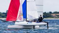 (c) Pedro Martinez/ Sailing Energy