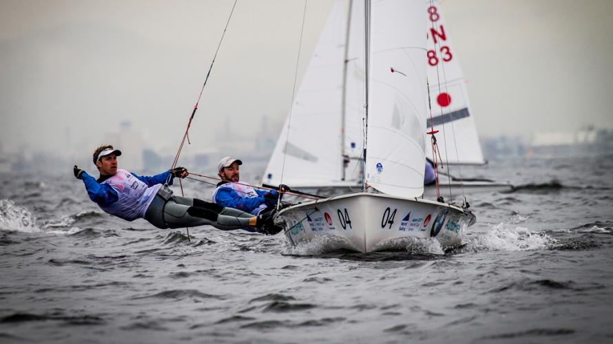 David Bargehr/ Lukas Mähr (c) Jesús Renedo/World Sailing